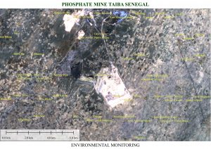 Senegal Phosphate Mine Taiba Senegal Environmental Monitoring